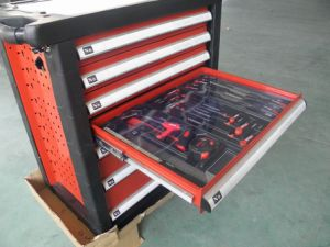 Professional Tool Cabinet with Tools