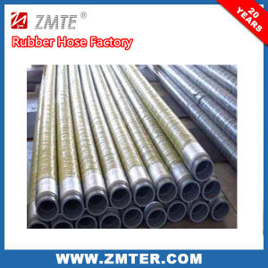 Zmte Pressure Rubber Hose / Concrete Pump Hose pictures & photos