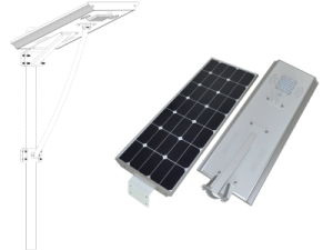 30W LED Solar Street Light Integrated for Outdoor Using pictures & photos