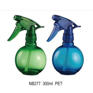 Plastic Bottle with Trigger Sprayer for Garden (NB276) pictures & photos