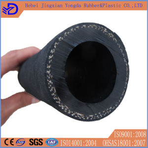 Pollution-Free Nature Hose of Sand Blasting Rubber Hose pictures & photos