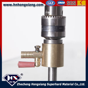 High Quality Water Swivel Matched Straight Shank Drill Bit pictures & photos