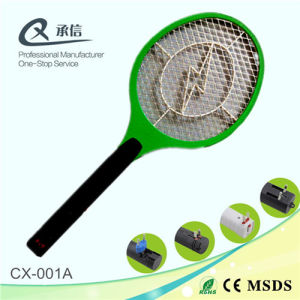 Rechargeable Electric Mosquito Swatter in Pest Control pictures & photos