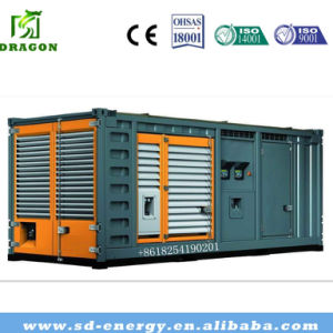 20kw-1000kw Animal Extraction Biogas Power Plant pictures & photos