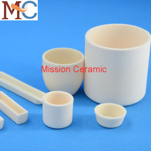 High Temperature Alumina Ceramic Crucible pictures & photos