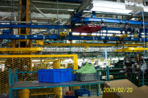 "Overhead Chain Conveyor (3""4""6"") for Conveying System pictures & photos"