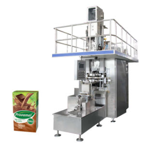 500ml 1000ml Aseptic Brick Carton Packing and Filling Machine Sxb-1A pictures & photos