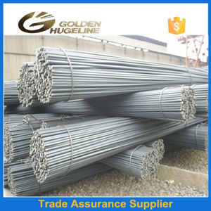 ASTM A615 Reinforced Screw Thread Steel Bar pictures & photos
