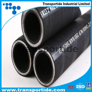 High Pressure Rubber En 856 4sp Hydraulic Spiral Hose pictures & photos