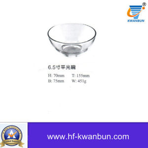 High-Quality Glass Fresh Bowl with Good Price Kb-Hn01267 pictures & photos