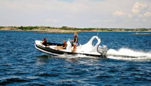 Liya Rib Boat 6.2m Military Rigid Inflatable Boat pictures & photos