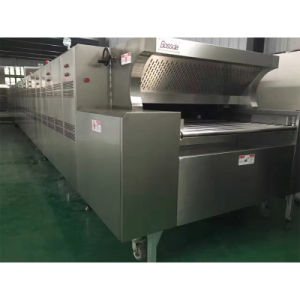 Automation Baking Bakery Equipment for Food Factory with PLC System Ce Bds-14D pictures & photos