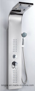 Massage Shower Panel with European Shower System Nj-9867 pictures & photos