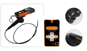 6.0mm Industry Video Scope with 4-Way Articulating, 1m -- 10m Testing Cable pictures & photos