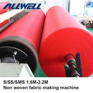 New Type S/Ss PP Nonwoven Fabric Making Machine pictures & photos