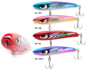 a Great Quality 100% Waterproof Timber Gt Popper Popstick Wood Fishing Lure pictures & photos
