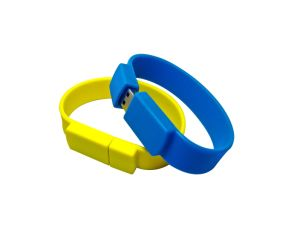 Colorful Bracelet USB Flash Disk