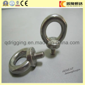 Stainless Steel Eye Bolts DIN 580 pictures & photos