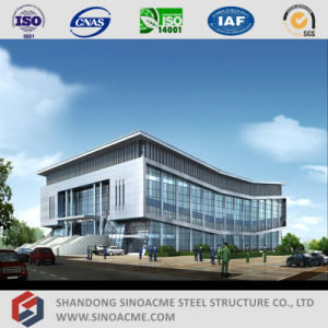 Steel Space Frame Roof Sports Center pictures & photos