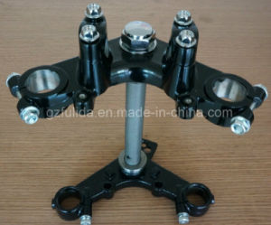 Motorcycle Steering Stem for Cbt (including Fork Tee, Fork Upper, Fork top bride, Connect Board) pictures & photos