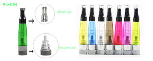 Repairable Rebuildable New Atomizer, 2013 Newest PRO-CE4 Atomizer, CE4 Clearomizer