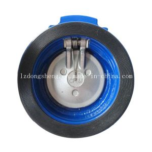 Wafer Single Disc Swing Check Valve Pn10/16 pictures & photos
