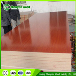 Low Price Plain Medium Density Fiberboard / MDF pictures & photos