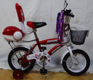with Basket and Cabinet Popular Children Bicycle (FP-KDB134) pictures & photos