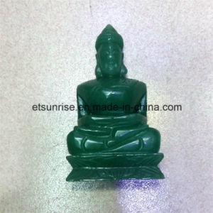 Natural Semi Precious Stone Gemstone Aventurine Carving Statue pictures & photos