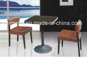 European Style Wood Restarant Coffee Furniture for Sale (FOH-BCA30) pictures & photos