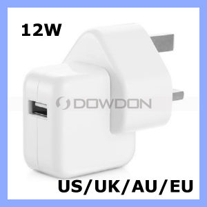 Portable Multi Plug 12W USB Power Adapter Charger UK Wall Dock for iPad Air / iPhone 7 pictures & photos