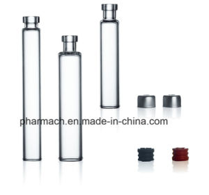 Cassette Bottle/ Empty Glass Cartridge for Insulin Injection 5ml pictures & photos