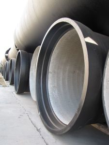 Ductile Iron Pipe K9 Dn800/900/1000/1100/1200/1400/1500/1600/1800/2000mm pictures & photos