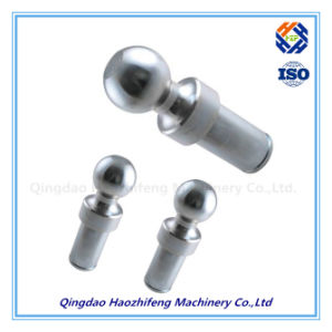 CNC Machining Part for Trailer Ball by Forging Process pictures & photos