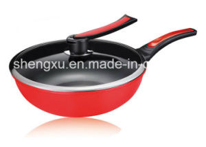 Pure Iron Non-Stick No-Oil Smoke Pure Iron Wok Sx-Jny008 pictures & photos