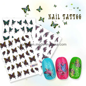Nail Tattoo, Nail Sticker, Tattoo Sticker, Carton Series Nail Tattoo pictures & photos