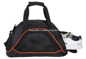 Big Capacity Outdoor Sports Travel Luggage Shoe Bag Handbag (CY5863) pictures & photos