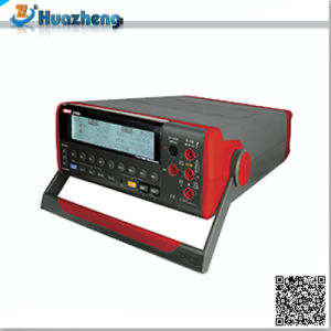 Good Sale Auto Ranging Precision Bench Top Type Digital Multimeter pictures & photos