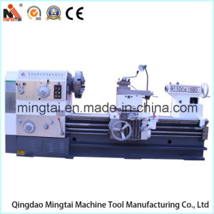 China First Professional Horizontal Conventional Lathe for Turning Cylinders (CW61160)