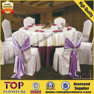Wedding Chair Cover and Table Cloth pictures & photos