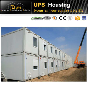 Well Finished New Design Container House for Rent pictures & photos