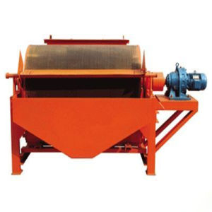 Wet Permanent Drum Magnetic Separator for Mineral Ores pictures & photos