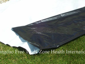 12mx100mx150mic White Black Silo Cover for Agriculture pictures & photos