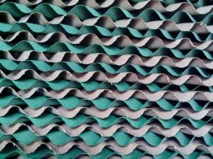 Evaporative Cooling Pad of Various Colors (7090) pictures & photos