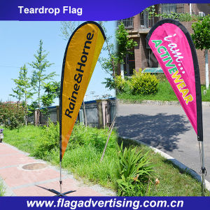 Outdoor Advertising Beach Flag Banner, Block Flag, Feather Flag, Teardrop Flag