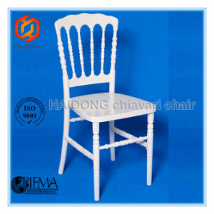 White Resin Party Napoleon Chair pictures & photos