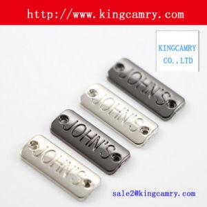 Metal Charm Tag/Luggage Hang Tag /Charm Tag /Bag Tag/Dog Tag/Shoes Tag pictures & photos