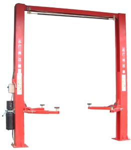 Two Post Hydraulic Car Lift Gantry-Type (Qjy235m-2 pictures & photos