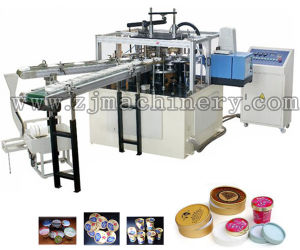 Paper Cover Forming Machine (ZGJ-50)