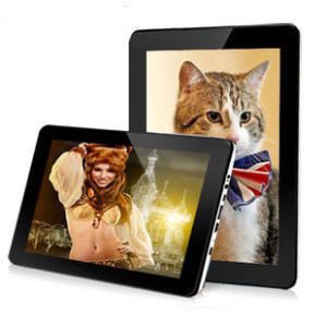 9 Inch Actions Quad Core Mini Android Tablet PC